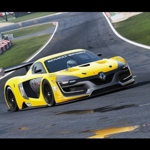 Renault R.S. 01: Could it race with GT3 cars? (Yes, it includes a setup)