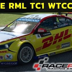 Raceroom - Cruze RML TC1 WTCC 2015 at Moscou