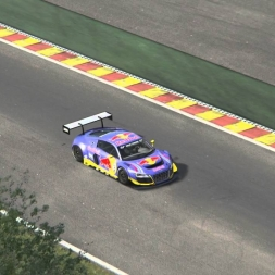 Assetto Corsa - Helicopter Cams - Spa
