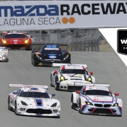MAZDA RACEWAY WEATHERTECH SPORTSCAR CHAMPIONSHIP LIVESTREAM PC/GTD