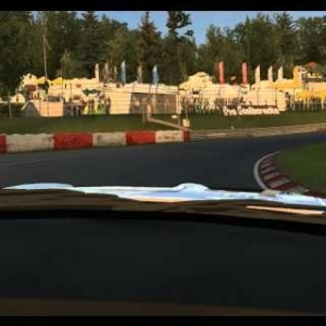 BMW Z4 GT3   Nordschleife 24H