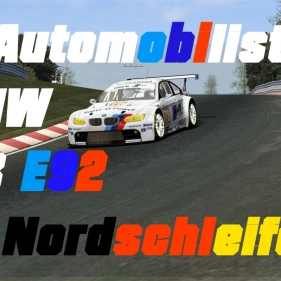 Automobilista // BMW M3 E92 // Nordschleife
