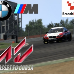 Assetto Corsa :: BMW M235i Racing @ Brands Hatch :: HOTLAP ON BOARD