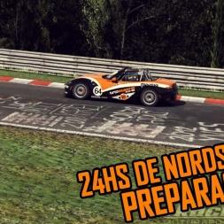 """iRacing Nürburgring 24h - """"""""""""Flying"""""""""""" Lap"""