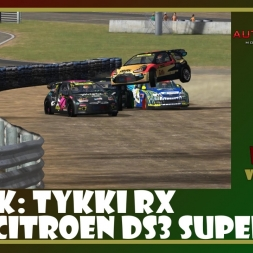 Automobilista  - Tykki RX - DS3 Supercar