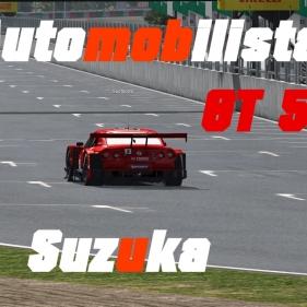 Automobilista  // GT 500 Japan // Suzuka