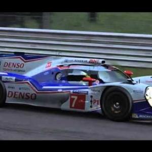 LMP1 2016 Round 1 Monza Race  - Toyota Hybrid