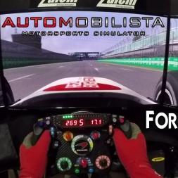 Automobilista - Formula v10 @ Montreal GP