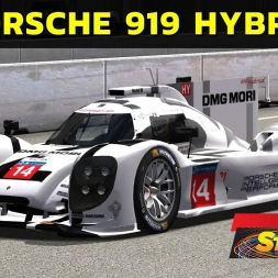 Stock Car Extreme - Porsche 919 Hybrid at Sebring