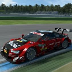 RaceRoom Racing Experience Hockenheim Audi DTM 1:34:599