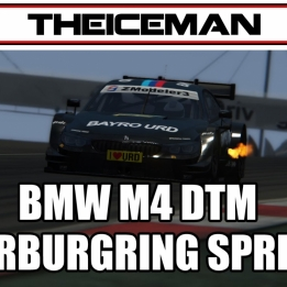 Assetto Corsa BMW M4 DTM (T5 Bayro 2015) @ Nürburgring Sprint
