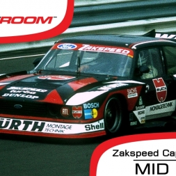 R3E | Zakspeed Capri Group 5 | Mid Ohio Race