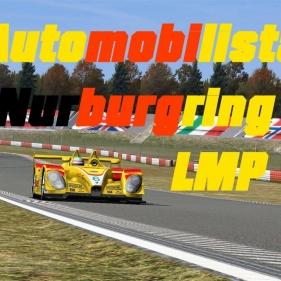 Automobilista // LMP2 // Porsche RS Spyder Evo + Oreca 03 Nissan // Nurburgring