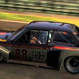 Project Cars Group 5 2016 series Round 2 Nordschleife Race   BMW
