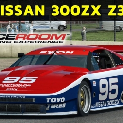 Raceroom Racing Experience - Nissan 300SX Z32 at Mid Ohio