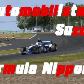 Automobilista // Formula Nippon 2008 // Suzuka