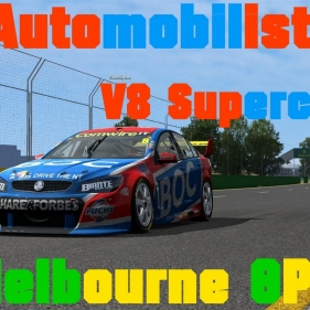 Automobilista // melbourne GP // V8 Supercar