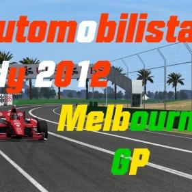Automobilista // Indycar 2012 // Melbourne Track