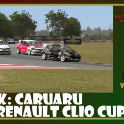 Automobilista - Caruaru - Renault Clio Cup