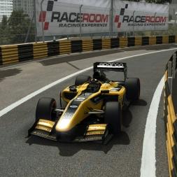 Formula RaceRoom 2 Hotlap Macau