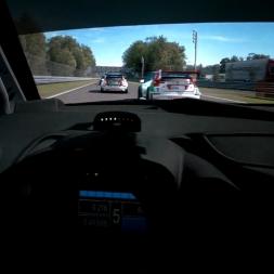 RaceRoom | RD Club - WTCC @ Monza Jr [P21to P2] #realPOV