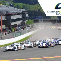 World Endurance Championship Spa Franchorchamps Qualifying LIVE