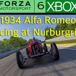 Forza 6 - 1934 Alfa Romeo