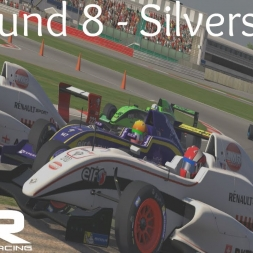 iRacing AOR Formula Renault 2.0 - Round 8 at Silverstone
