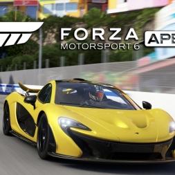 Forza 6 Apex | McLaren P1 @ Rio de Janeiro
