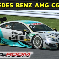 Raceroom Racing Experience - Mercedes Benz AMG C63 DTM at Hockenheim