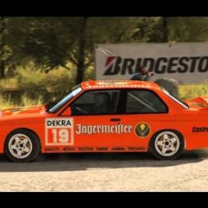 DiRT Rally - BMW - Beautiful Skin - Allemagne -(PC HD) [1080p]