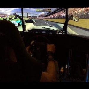 iRacing - Spec Racer Ford - @ Charlotte -