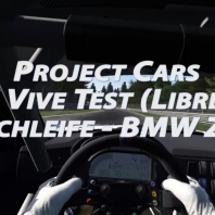Project Cars - Nordschleife - BMW Z4 GT3 - HTC Vive Test