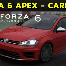 Forza 6 Apex Beta - Suffering in the rain