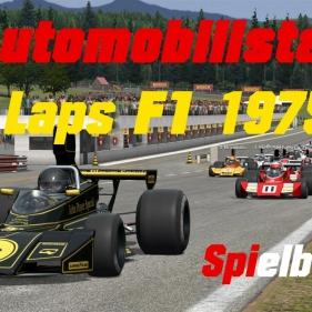 Automobilista // #Remake history# // Spielberg 1975 // 10 laps