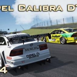 Assetto Corsa: Opel Calibra ITC DTM [MOD] - Episode 94