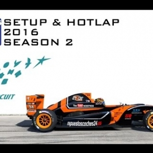 iRacing Formula Renault 2.0 @ Suzuka | Setup & Hotlap 1'57.783 | Season 2 - 2016