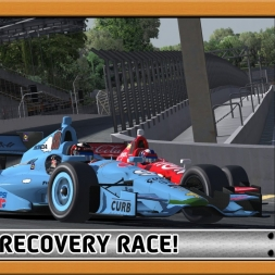 """iRacing: Recovery Race!"" (IndyCar Open Series - Round 8/12 - Interlagos)"