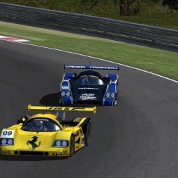NR 2003: Redline GTP Mod - FSB Racing League Round 8 @ Spa-Francorchamps - 2nd!