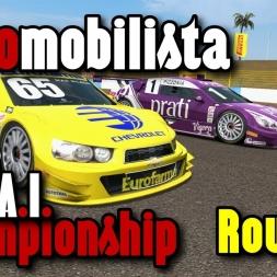 Automobilista A. I.  Championship round 1