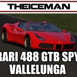 Assetto Corsa Ferrari 488 GTB Spyder @ Vallelunga