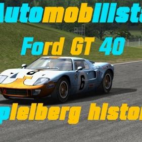 Automobilista // Ford GT40 // Spielberg Historic