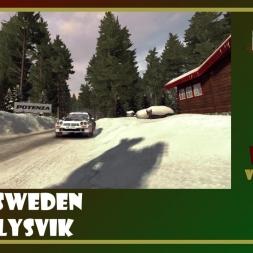 Dirt Rally - 22 - Lysvik