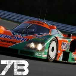 Mazda 787B @ Le Mans - rFactor2