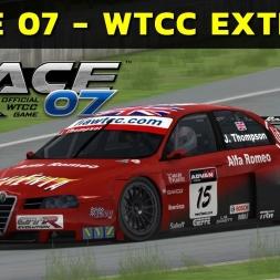 Race 07 - WTCC Extreme