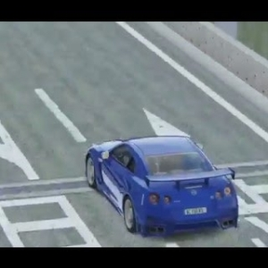 C1 Shuto Expressway - Drone Cameras - Assetto Corsa