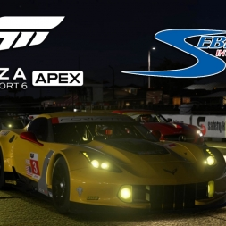 Forza 6 Apex Beta | Chevrolet Corvette C7.R @ Sebring International Raceway