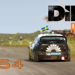 DiRT Rally Gameplay: Slim Margins - Episode 54