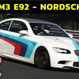 Assetto Corsa - BMW M3 E92 S1 at Nordschleife