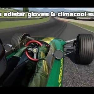 adidas driver textures V2